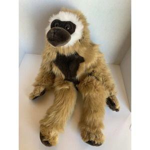 Purr-Fection MJC Gibbon Monkey Plush 1992